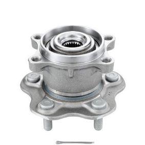 Kit cuscinetto ruota (R168.74) per per Cuscinetto Ruota NISSAN QASHQAI / QASHQAI +2 (J10, JJ10) 2.0 Trazione integrale dal Anno 02.2007 141 CV di SNR