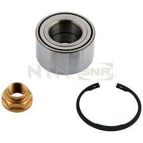 Wheel Bearing Kit with OEM Number 44300-S1A-E01