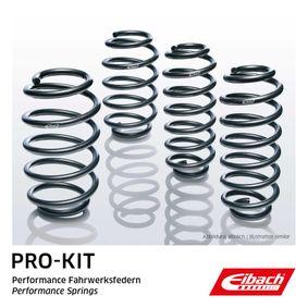 2014 Peugeot 3008 Mk1 1.6 HDi Suspension Kit, coil springs E10-70-013-02-22