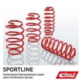 Suspension Kit, coil springs E20-30-001-01-22 PUNTO (188) 1.2 16V 80 MY 2004