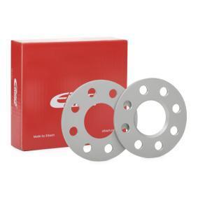EIBACH Pro-Spacer S90-1-05-011 Spurverbreiterung Gewindemaß: M12x1,25, Lochanzahl: 4, Lochkreis-Ø: 98mm, Spurverbreiterung pro Achse: 10mm