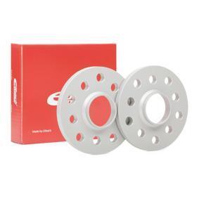 EIBACH Spurverbreiterung S90-2-12-003 für AUDI A3 (8P1) 1.9 TDI ab Baujahr 05.2003, 105 PS
