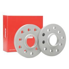 EIBACH Spurverbreiterung S90-2-15-013 für AUDI A3 (8P1) 1.9 TDI ab Baujahr 05.2003, 105 PS
