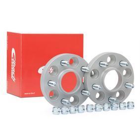 EIBACH Pro-Spacer S90-4-20-008 Spurverbreiterung Gewindemaß: M12x1,5, Lochanzahl: 5, Lochkreis-Ø: 108mm, Spurverbreiterung pro Achse: 40mm