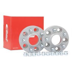 EIBACH Pro-Spacer S90-4-25-022 Spurverbreiterung Gewindemaß: M12x1,5, Lochanzahl: 5, Lochkreis-Ø: 108mm, Spurverbreiterung pro Achse: 50mm