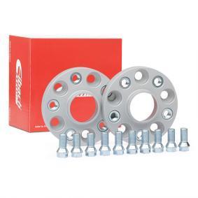 EIBACH Pro-Spacer S90-7-20-014 Spurverbreiterung Gewindemaß: M14x1,5, Lochanzahl: 5, Lochkreis-Ø: 108mm, Spurverbreiterung pro Achse: 40mm