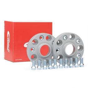 EIBACH Pro-Spacer S90-7-25-005 Spurverbreiterung Gewindemaß: M14x1,5, Lochanzahl: 5, Lochkreis-Ø: 112mm, Spurverbreiterung pro Achse: 50mm
