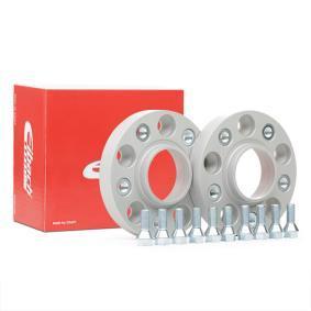 EIBACH Pro-Spacer S90-7-25-011 Spurverbreiterung Gewindemaß: M12x1,5, Lochanzahl: 5, Lochkreis-Ø: 120mm, Spurverbreiterung pro Achse: 50mm