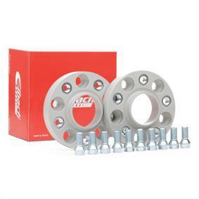 EIBACH Pro-Spacer S90-7-25-016 Spurverbreiterung Gewindemaß: M14x1,5, Lochanzahl: 5, Lochkreis-Ø: 112mm, Spurverbreiterung pro Achse: 50mm