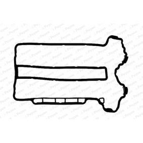 Ventildeckeldichtung für OPEL CORSA C (F08, F68) 1.2 75 PS ab Baujahr 09.2000 PAYEN Dichtung, Zylinderkopfhaube (JM5048) für