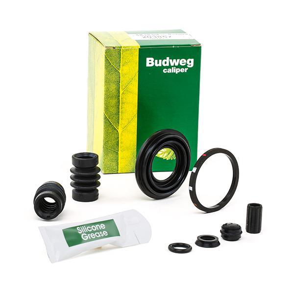 Bremssattelträger Bolzen BUDWEG CALIPER 203857 Bewertung
