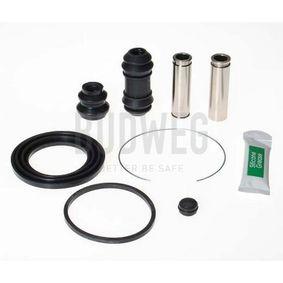 BUDWEG CALIPER  206015 Reparatursatz, Bremssattel Ø: 60mm