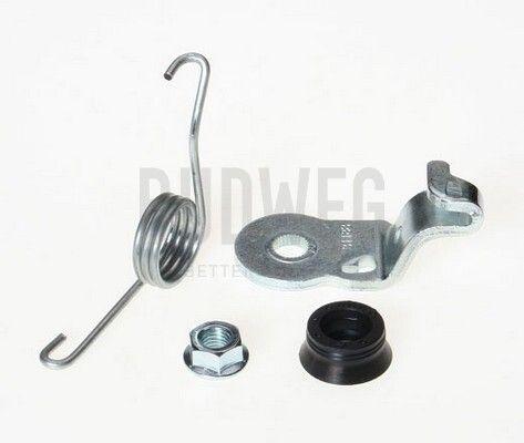 BUDWEG CALIPER  2099365 Reparatursatz, Feststellbremshebel (Bremssattel)