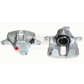 BUDWEG CALIPER Bremssattel 342880 für AUDI A4 (8E2, B6) 1.9 TDI ab Baujahr 11.2000, 130 PS
