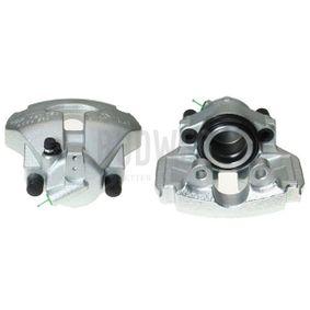 Bremssattel Ø: 60mm, Bremsscheibendicke: 29,5mm, Ø: 60mm mit OEM-Nummer 7L6615123F