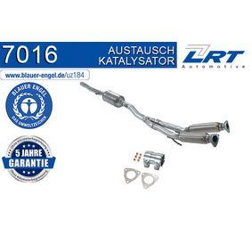 Touran 1T1, 1T2 2.0FSI Katalysator LRT 7016 (2.0 FSI Benzin 2005 AXW)