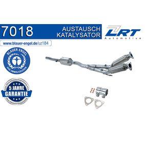 Touran 1T1, 1T2 2.0FSI Katalysator LRT 7018 (2.0 FSI Benzin 2006 AXW)