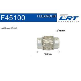 LRT  F45100 Flexrohr, Abgasanlage Innendurchmesser: 45mm