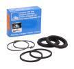 FORD TAUNUS Dichtungssatz, Bremssattel: ATE 250104