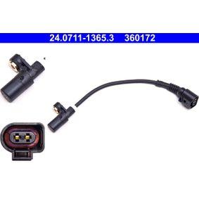 Sensor, Raddrehzahl Art. Nr. 24.0711-1365.3 120,00€