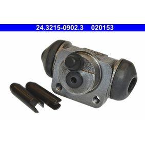Radbremszylinder Zyl.-kolben-Ø: 15,87mm mit OEM-Nummer 0084204218