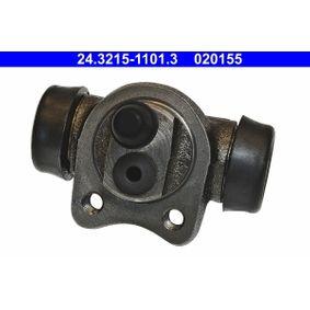 Cilindro de freno de rueda Nº de artículo 24.3215-1101.3 120,00€