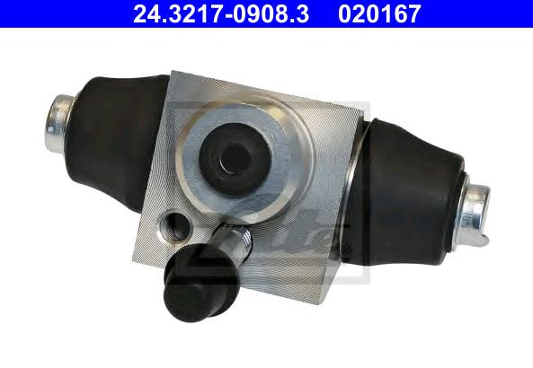 Cilindro de freno de rueda ATE 020167 4006633280594