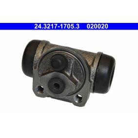 Radbremszylinder Zyl.-kolben-Ø: 17,46mm mit OEM-Nummer 77.01.040.850