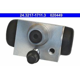 Radbremszylinder Zyl.-kolben-Ø: 17,46mm mit OEM-Nummer 7701 047 838