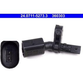 Sensor, Raddrehzahl mit OEM-Nummer 6Q0 927 803 A