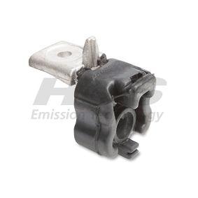 Halter, Schalldämpfer Gummi/Metall, EPDM (Ethylen-Propylen-Dien-Kautschuk) mit OEM-Nummer 7700 424 341