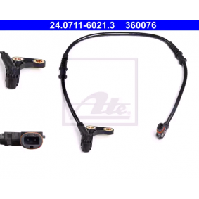 Sensor, Raddrehzahl Länge: 549mm mit OEM-Nummer 170 5400 817