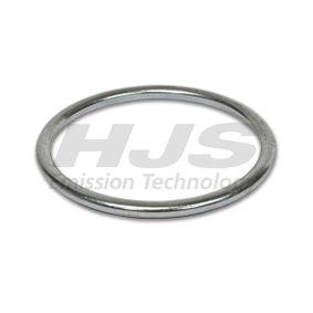 Dichtring, Abgasrohr Innendurchmesser: 43mm, Ø: 50mm mit OEM-Nummer 1418260B00