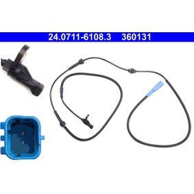 Sensor, Raddrehzahl Art. Nr. 24.0711-6108.3 120,00€