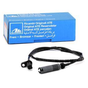 Sensor, Raddrehzahl Länge: 954mm mit OEM-Nummer 34 52 6 762 466