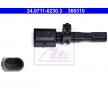ABS Sensor SKODA Octa6a 3 Combi (5E5) 2014 Baujahr 24.0711-6230.3 ohne Kabel