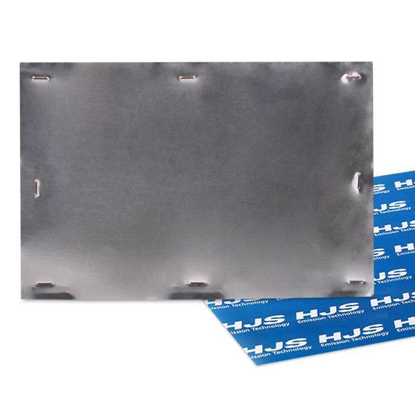 Hitzeschutzblech 90 60 3151 HJS 90 60 3151 in Original Qualität