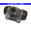 OEM Radbremszylinder ATE 020219 für FIAT