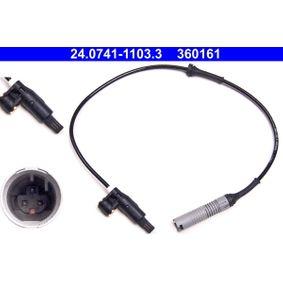 Sensor, Raddrehzahl Art. Nr. 24.0741-1103.3 120,00€