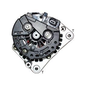 Lichtmaschine Rippenanzahl: 6 mit OEM-Nummer 038 903 018 A