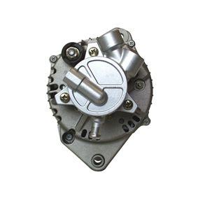 Lichtmaschine Rippenanzahl: 6 mit OEM-Nummer 6204182