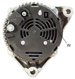 Lichtmaschine DRB0180 DELCO REMY DB1290 in Original Qualität
