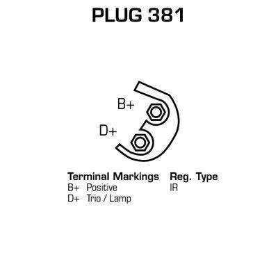 Alternador gerador DELCO REMY DB1450 5414352266536