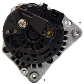 Lichtmaschine Rippenanzahl: 6 mit OEM-Nummer 1 100 711