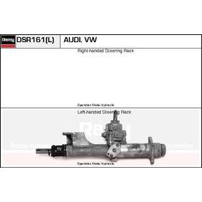 DELCO REMY Lenkgetriebe DSR161L für AUDI 90 (89, 89Q, 8A, B3) 2.2 E quattro ab Baujahr 04.1987, 136 PS