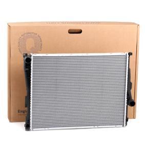 Radiateur, refroidissement du moteur avec OEM numéro 7 513 922