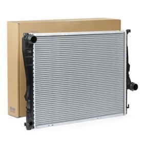 Kühler, Motorkühlung 60784A 3 Limousine (E46) 320d 2.0 Bj 2001