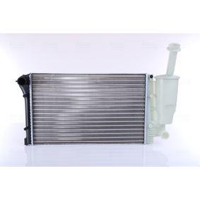 Radiator, engine cooling 617845 PANDA (169) 1.2 MY 2021