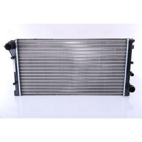Radiator, engine cooling 617846 PANDA (169) 1.2 MY 2008