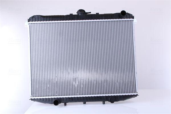 Nissens 652471 radiateur de refroidissement du moteur Homme